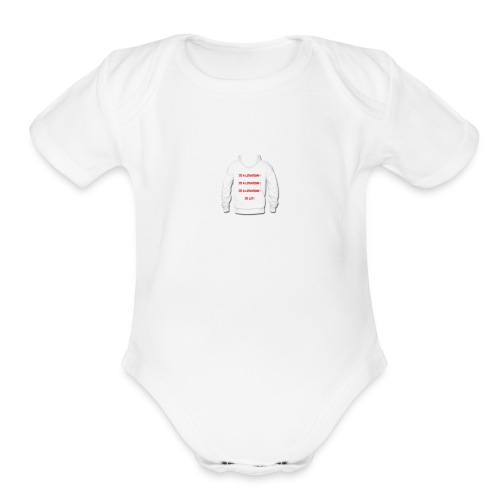 unnamed - Organic Short Sleeve Baby Bodysuit