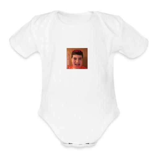 Halloween Mug (Ultra Rare Preorder Edition) - Organic Short Sleeve Baby Bodysuit