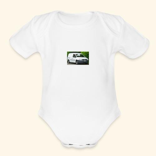 vwcaddz - Organic Short Sleeve Baby Bodysuit