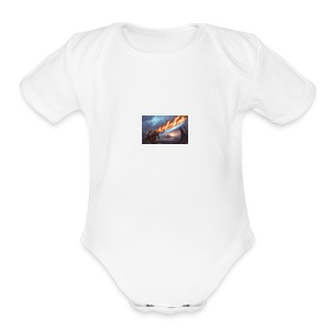 The Sword Of Epicness - Short Sleeve Baby Bodysuit