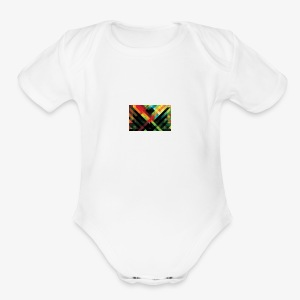 Mr Cool - Short Sleeve Baby Bodysuit