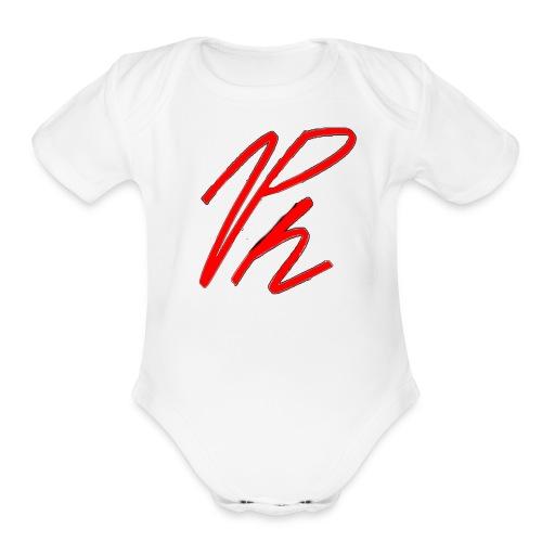 VP - Organic Short Sleeve Baby Bodysuit