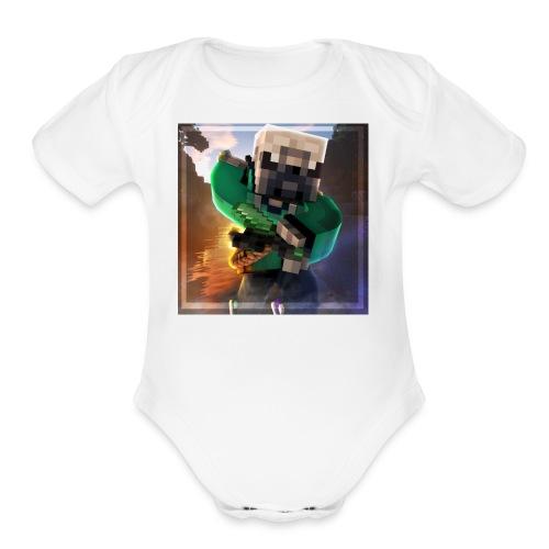 Special merch - Organic Short Sleeve Baby Bodysuit