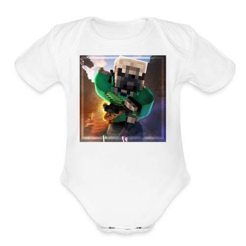 Special merch - Organic Short Sleeve Baby Bodysuit