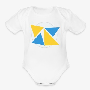 Most Awesome T-Shirt in the world - Short Sleeve Baby Bodysuit