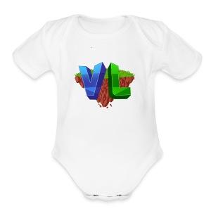 Basic Design - Short Sleeve Baby Bodysuit