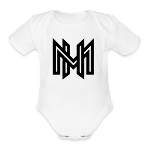 MostHated - Short Sleeve Baby Bodysuit