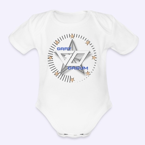 t shirt new 1 - Organic Short Sleeve Baby Bodysuit