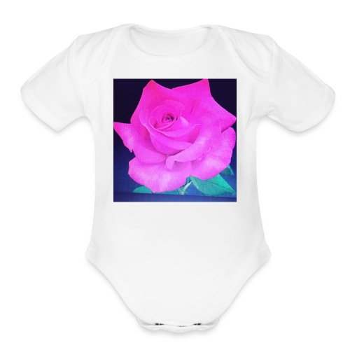 Maggie's merchandise - Organic Short Sleeve Baby Bodysuit