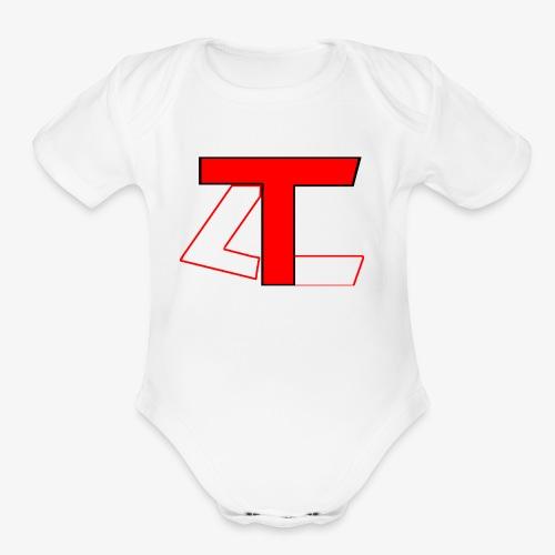 ATC Style 3 - Organic Short Sleeve Baby Bodysuit