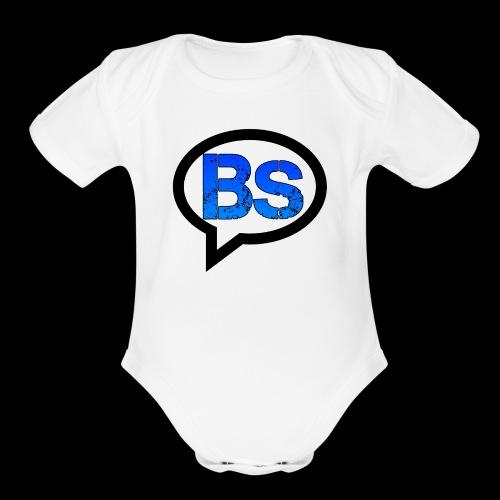 Brospect - Organic Short Sleeve Baby Bodysuit