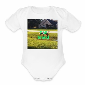 Regular merch - Short Sleeve Baby Bodysuit
