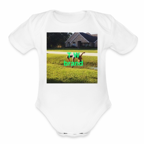 Regular merch - Organic Short Sleeve Baby Bodysuit