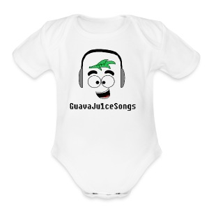Guavajuicesongs (OFFICIAL T SHIRT) - Short Sleeve Baby Bodysuit