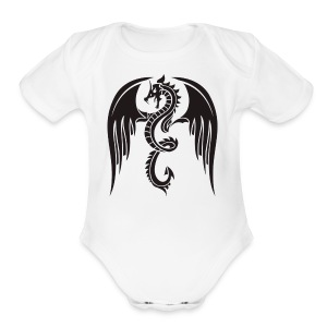 IMG 3160 - Short Sleeve Baby Bodysuit