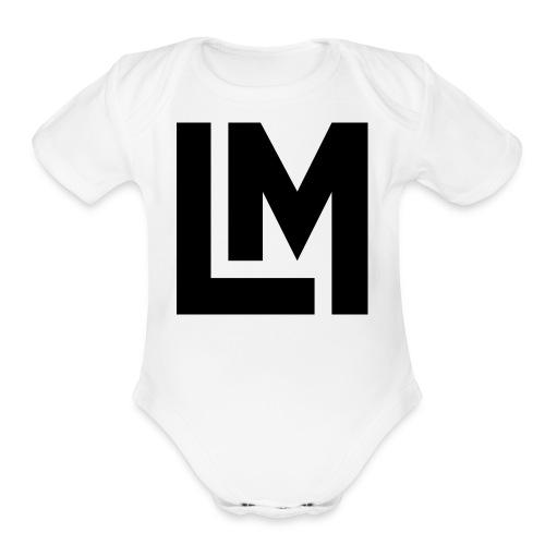 Lax MI - Organic Short Sleeve Baby Bodysuit