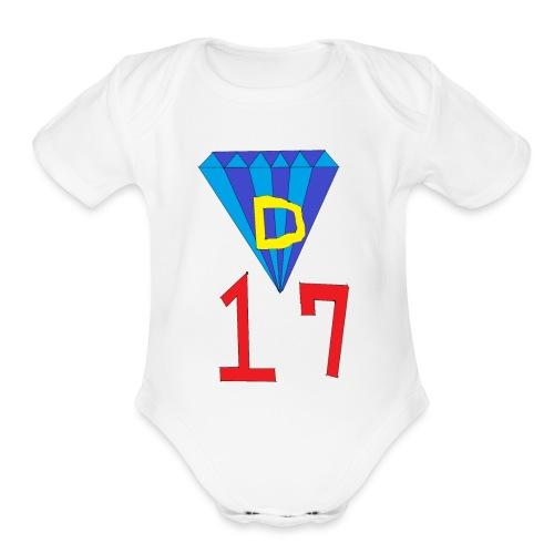 More Merch!!! - Organic Short Sleeve Baby Bodysuit