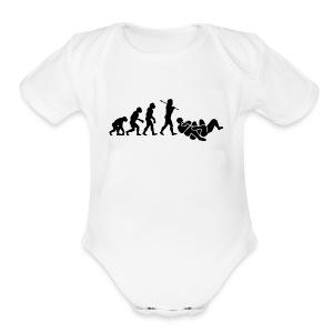 jits - Short Sleeve Baby Bodysuit