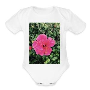 Girls - Short Sleeve Baby Bodysuit