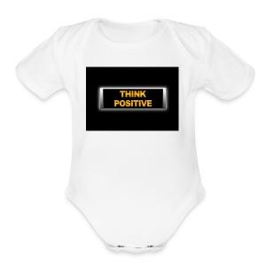 25 art - Short Sleeve Baby Bodysuit