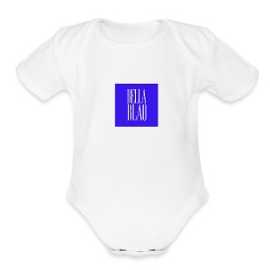 Bella Blaq By: Bella Blaq - Short Sleeve Baby Bodysuit