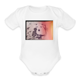 Lennon - Short Sleeve Baby Bodysuit