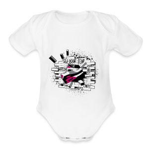 No_Limits - Short Sleeve Baby Bodysuit