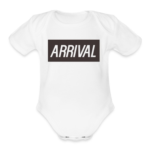 Arrival Apparel - Organic Short Sleeve Baby Bodysuit