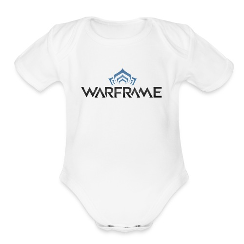 Warframe - Organic Short Sleeve Baby Bodysuit