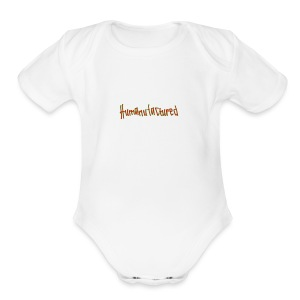 Humanufactured - Short Sleeve Baby Bodysuit