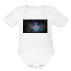 10 - Short Sleeve Baby Bodysuit
