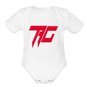 Tag Logo - Short Sleeve Baby Bodysuit