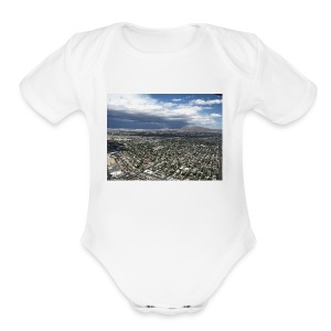 IMG 0175 - Short Sleeve Baby Bodysuit