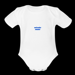 Music - Short Sleeve Baby Bodysuit