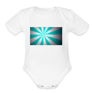 first design - Short Sleeve Baby Bodysuit