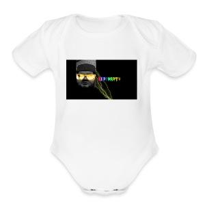 redfordtv banner - Short Sleeve Baby Bodysuit