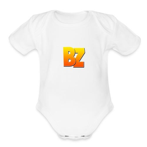 BeaTz Zaas clothing - Organic Short Sleeve Baby Bodysuit