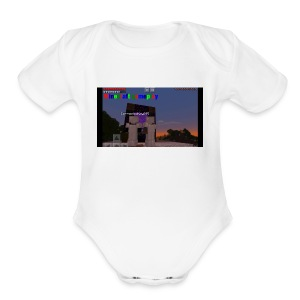 Gameplay portal - Short Sleeve Baby Bodysuit