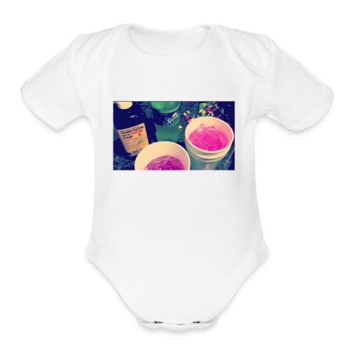 IMG 1989 - Organic Short Sleeve Baby Bodysuit