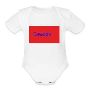 mychannelart - Short Sleeve Baby Bodysuit