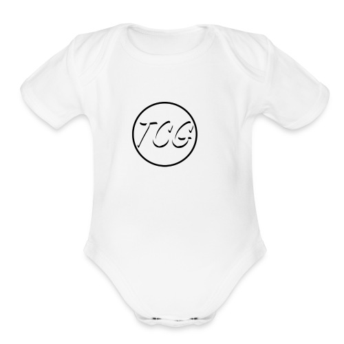 TheCanadianGamer T-Shirt - Organic Short Sleeve Baby Bodysuit