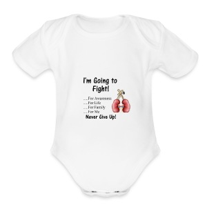 Knock Out Kidney Disease - Short Sleeve Baby Bodysuit