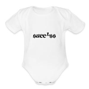 Success Story - Short Sleeve Baby Bodysuit