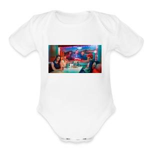 riverdale - Short Sleeve Baby Bodysuit