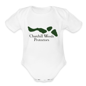 Protector Gear - Short Sleeve Baby Bodysuit