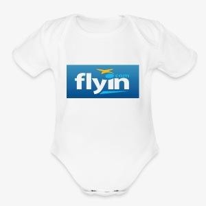 aboammar - Short Sleeve Baby Bodysuit