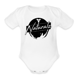 DestinyNaturalz 01 - Short Sleeve Baby Bodysuit