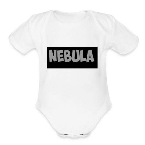 first shirt *crap* - Organic Short Sleeve Baby Bodysuit