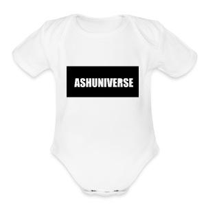ashunivers - Short Sleeve Baby Bodysuit