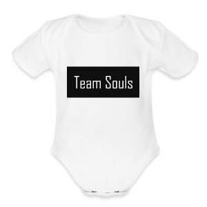 Team Souls - Short Sleeve Baby Bodysuit